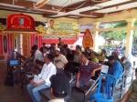 Ketua dan Sekretaris PPS se Kecamatan Labuapi menghadiri Rapat Pleno penetapan DPT dalam Pemilihan Gubernur dan Wakil Gubernur NTB Tahun 2013